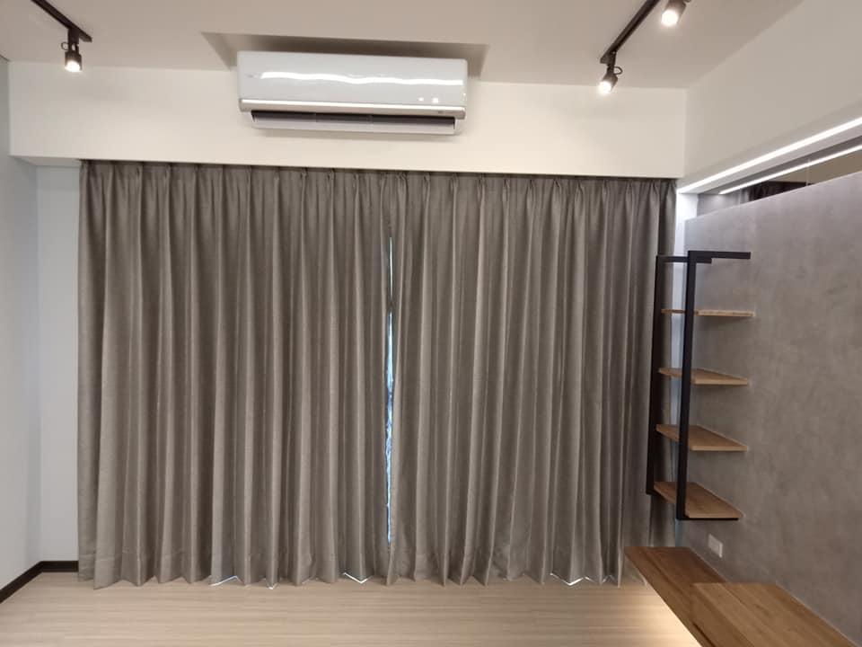 台中窗簾安裝