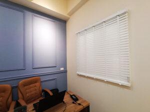 環保木百葉窗簾